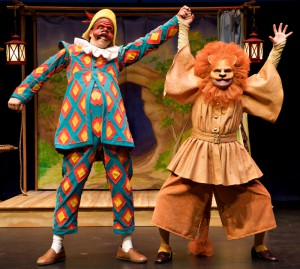 Androcles and the Lion - Childsplay